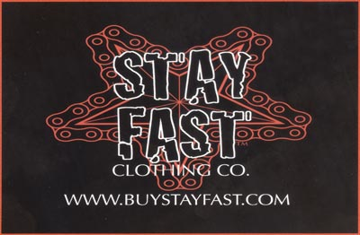 Logo for Stay Fast